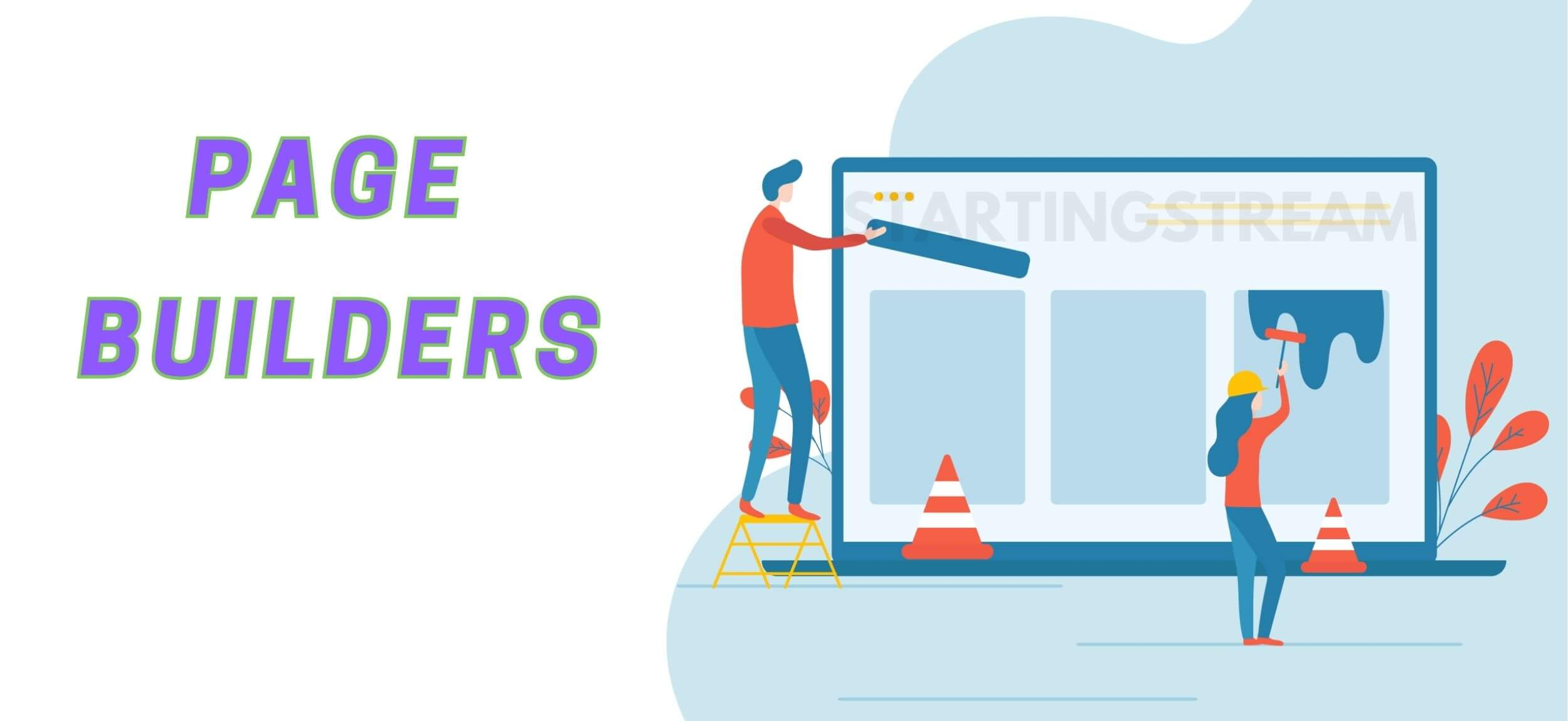 Astra Page Builders