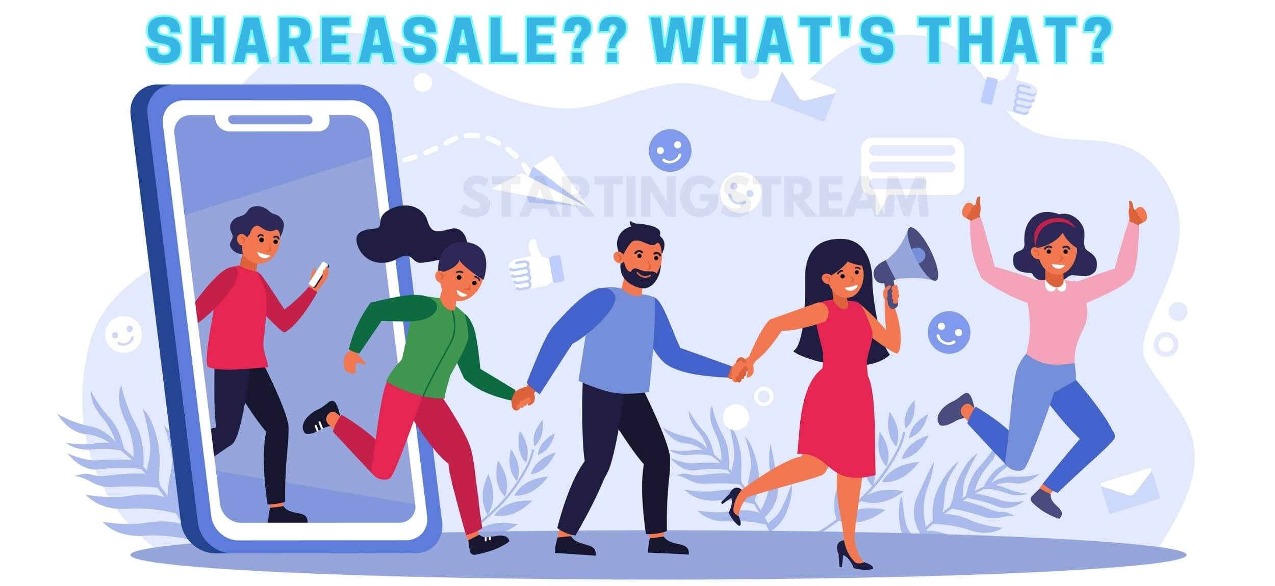 What is Shareasale