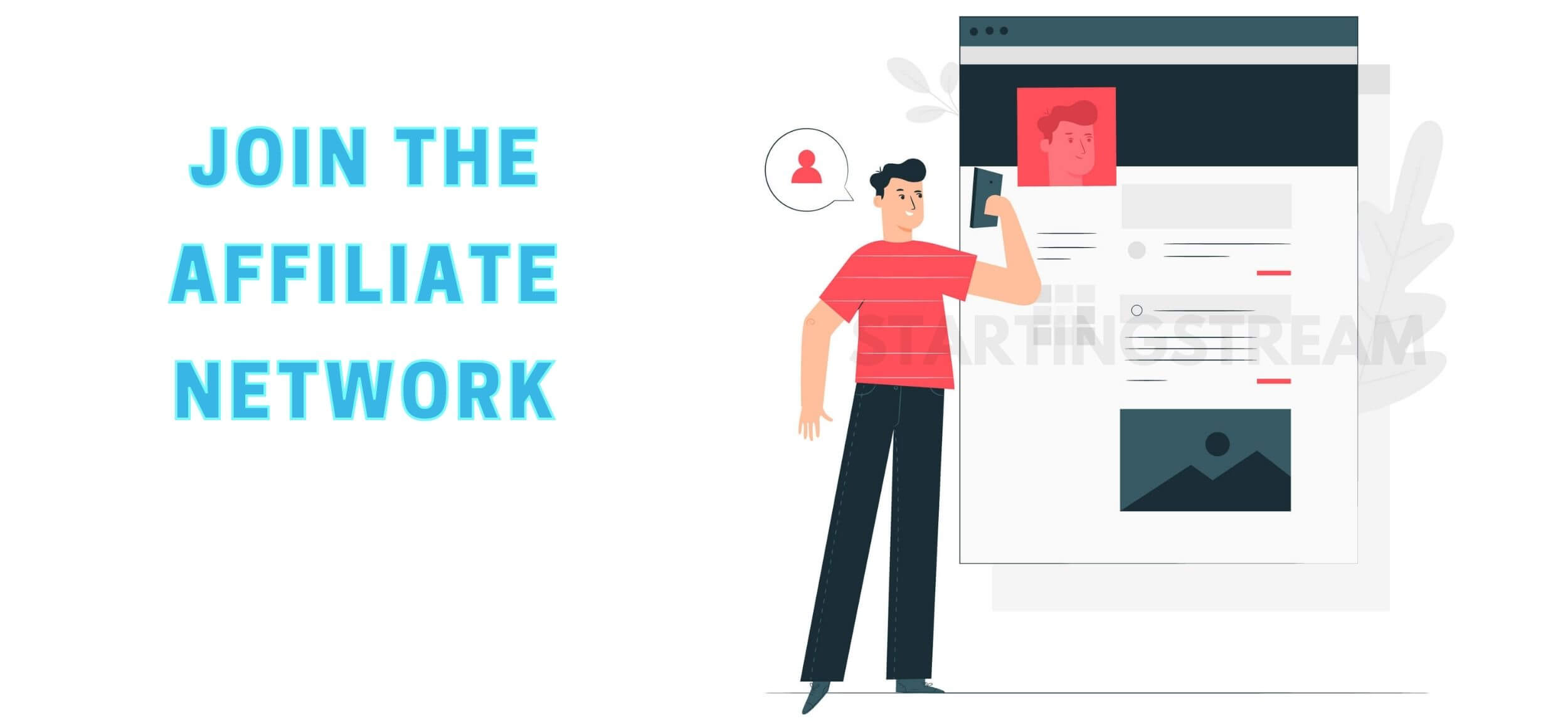 join Shareasale network