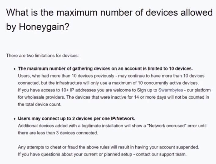 Install Honeygain In Many Devices